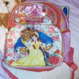 Beauty and the Beast backpack